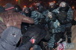 За разгон Майдана понесут ответственность три чиновника, - Лукаш