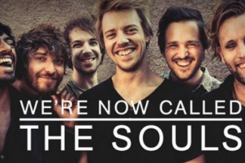 Швейцарський гурт The Souls виступить в Україні