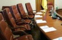 За новых министров будут голосовать на следующей неделе