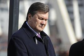 Высокая температура свалила Януковича