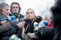 Дочери Тимошенко разрешили видеться с мамой дважды в неделю