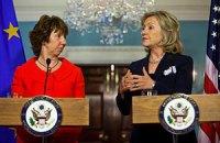 Клинтон и Эштон хотят положить конец избирательному правосудию в Украине
