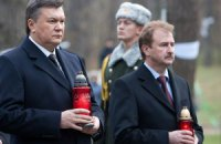 Президент считает, что Попов намного лучше, чем Черновецкий