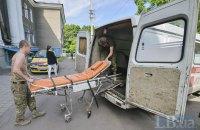 Четверо военных были ранены в пятницу на Донбассе