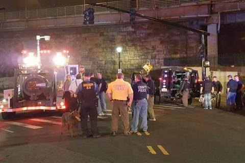 29 человек пострадали в итоге взрыва бомбы вНью-Йорке
