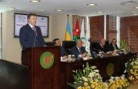 Иордания, официальный визит Президента Украины, день второй