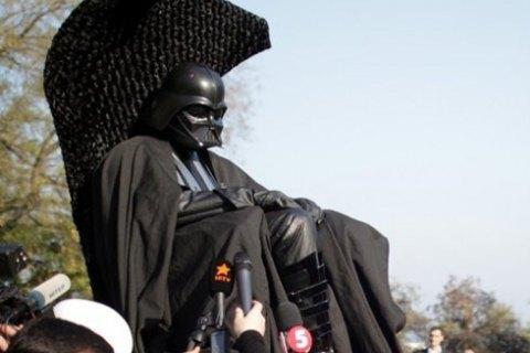 На выборы в Одесский горсовет идут 44 Дарта Вейдера и один Магистр Йода
