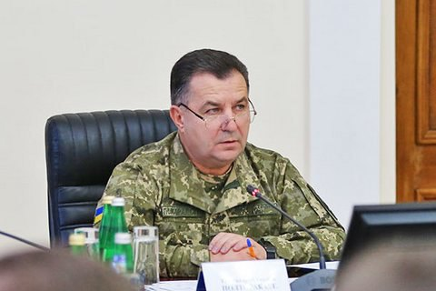 ВМинобороны начала работу группа иностранных советников,— Полторак