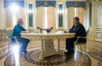 Порошенко предложил волонтеру Супрун должность замминистра здравоохранения