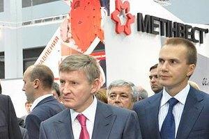 Сын Януковича и Сбербанк России требуют от Ахметова миллиард гривен