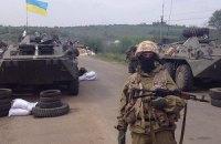 МВД: в Славянске убиты 4 силовика, около 30 раненых