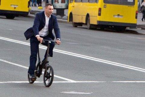 Кличко задекларировал велосипеды иодолженные 8,5млневро— Завидный кредитор