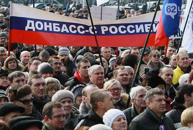 В. Портников: Мы не можем отгородиться от юго-востока и даже от Крыма