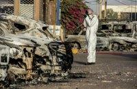 Число жертв терактов в Буркина-Фасо возросло до 32 человек