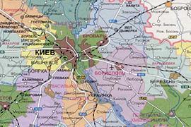 В Украине станет меньше районов