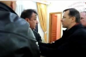 В Луганске освободили здание ОГА