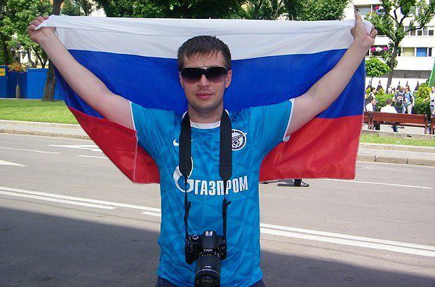 Андрій приїхав до Львова з Далекого Сходу Росії