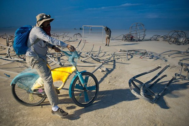 Як одесити американську пустелю підкорювали (фото)