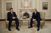 Переговоры Януковича и Путина пройдут в Кремле завтра вечером