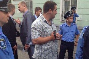 Молебен в Киеве прошел при беспрецедентных мерах безопасности