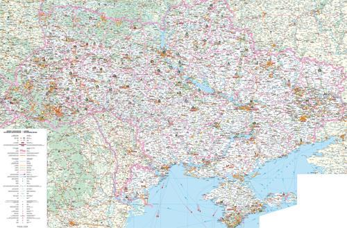 РДА у поточному роц розроблена та виготовлена карта-схема наявних туристичних маршрутв, яка була... site...