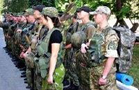 В прифронтовой Торецк отправили полицейский спецназ