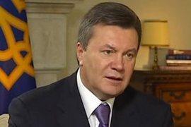Янукович сомневается, что Тимошенко будет сидеть