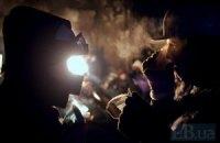На Майдане Независимости находится около 2 тысяч человек