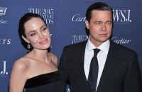 Анджелина Джоли подала на развод с Брэдом Питтом