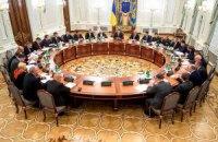 СНБО одобрил изменение закона о военном положении