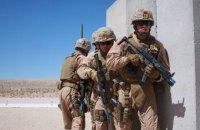 В Сирию прибыли 250 американских морпехов