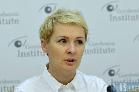 Экс-глава люстрационного департамента Минюста сообщила, что его работа больше недели заблокирована