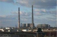 На энергоблоке Запорожской ТЭС произошло задымление