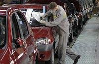 Український автопром скорочує виробництво