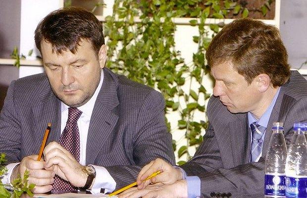 Тарасюк та Новожилов