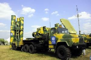 Россия начала поставки ракетных комплексов С-300 в Иран