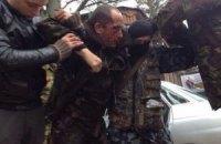 Летчик сбитого над Славянском вертолета освобожден из плена
