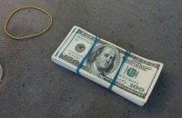 Грабители на мотоцикле забрали у киевлянки рюкзак с крупной суммой денег