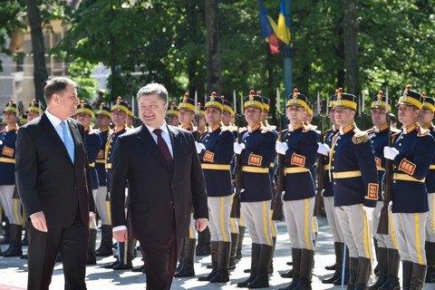 Украина предложила Румынии и Болгарии создать совместную военную бригаду