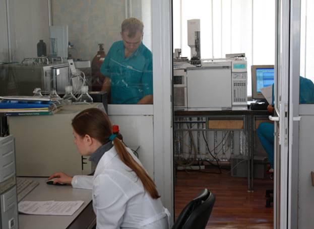 Лаборатория Экспертно-криминалистического центра при ГУМВД Украины в Запорожской области, где проводится молекулярно-генетическая экспертиза останков