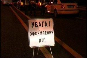 Из-за крупного ДТП в Донецкой области пострадали 17 человек