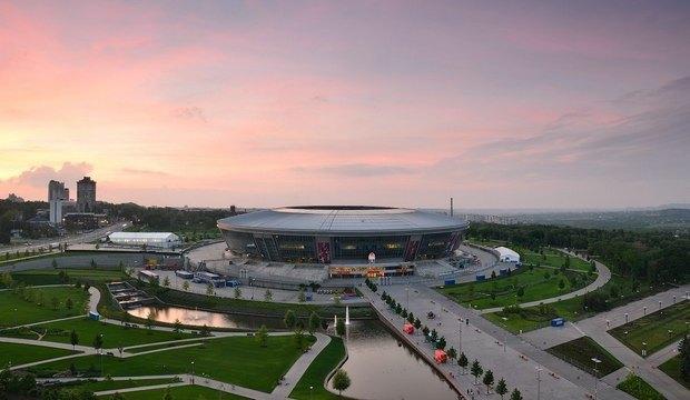 Донбасс Арена. Donbass Arena