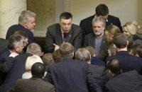 Оппозиция обсудит дальнейшие действия на Майдане, - Тягнибок