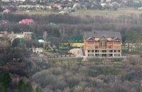 Возле резиденции Януковича построят мужской монастырь