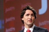 В Канаде премьер посетил уничтоженный пожаром город