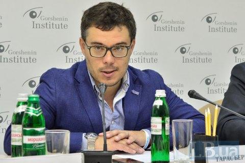 Березовець не бачить у владі відповідальних за Крим