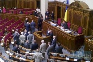 Рада одобрила законопроект Януковича об адвокатах