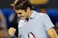 Федерер в 9-й раз выиграл все матчи группового турнира на Итоговом