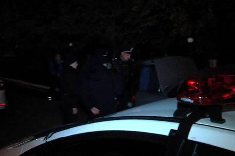 В Одессе полиция оцепила здание ГАИ