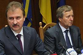 Черновецкий выгнал человека Попова вон